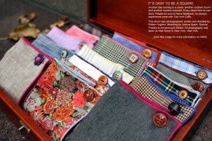 Armstrong & Wilson Pocket Squares