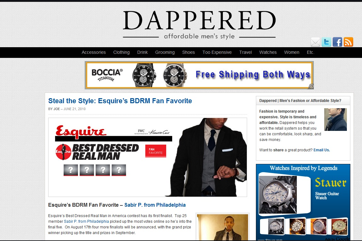 See what Dappered Man (dapperedman) has discovered on Storenvy, the home of independent small businesses all over the world.