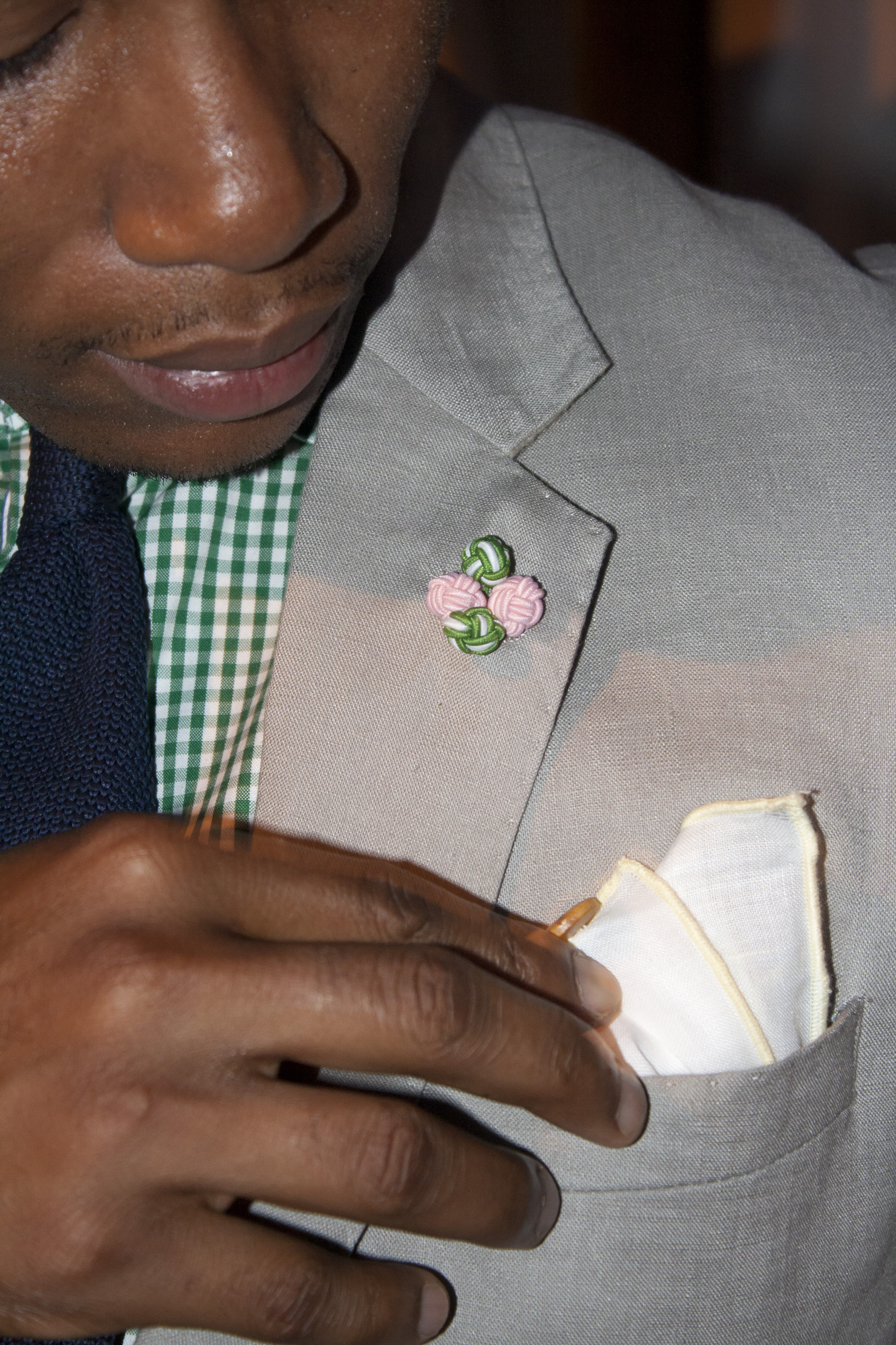 How To Video: Making Silk Knot Lapel Flower