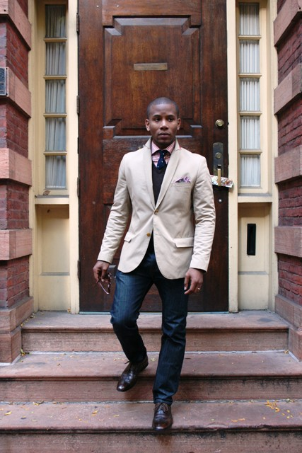 Fall Into Khaki | Men's Style Pro | Men's Style Blog & Shop