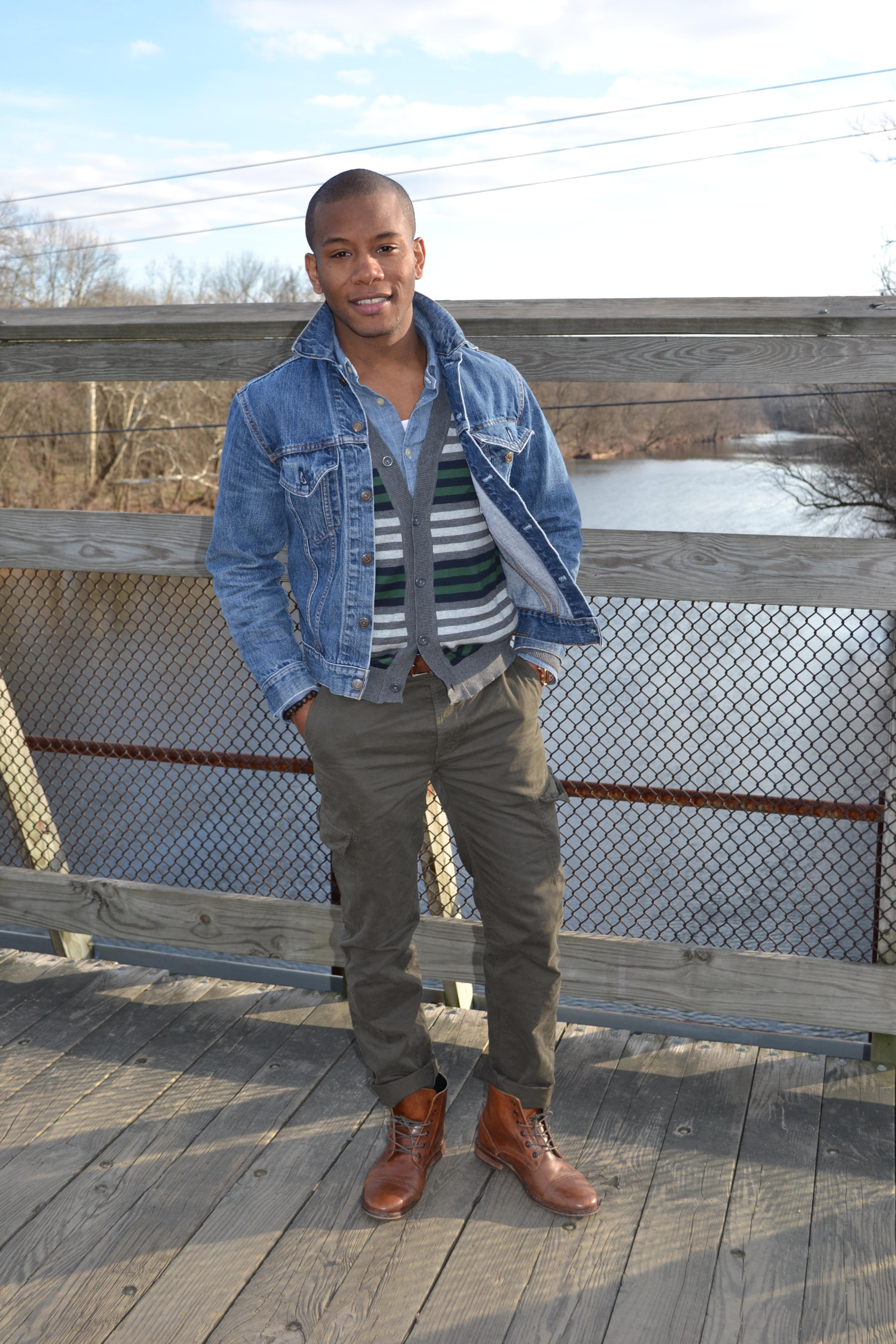 Precious Cargo (Slim Fit Cargo Pants) | Men's Style Pro