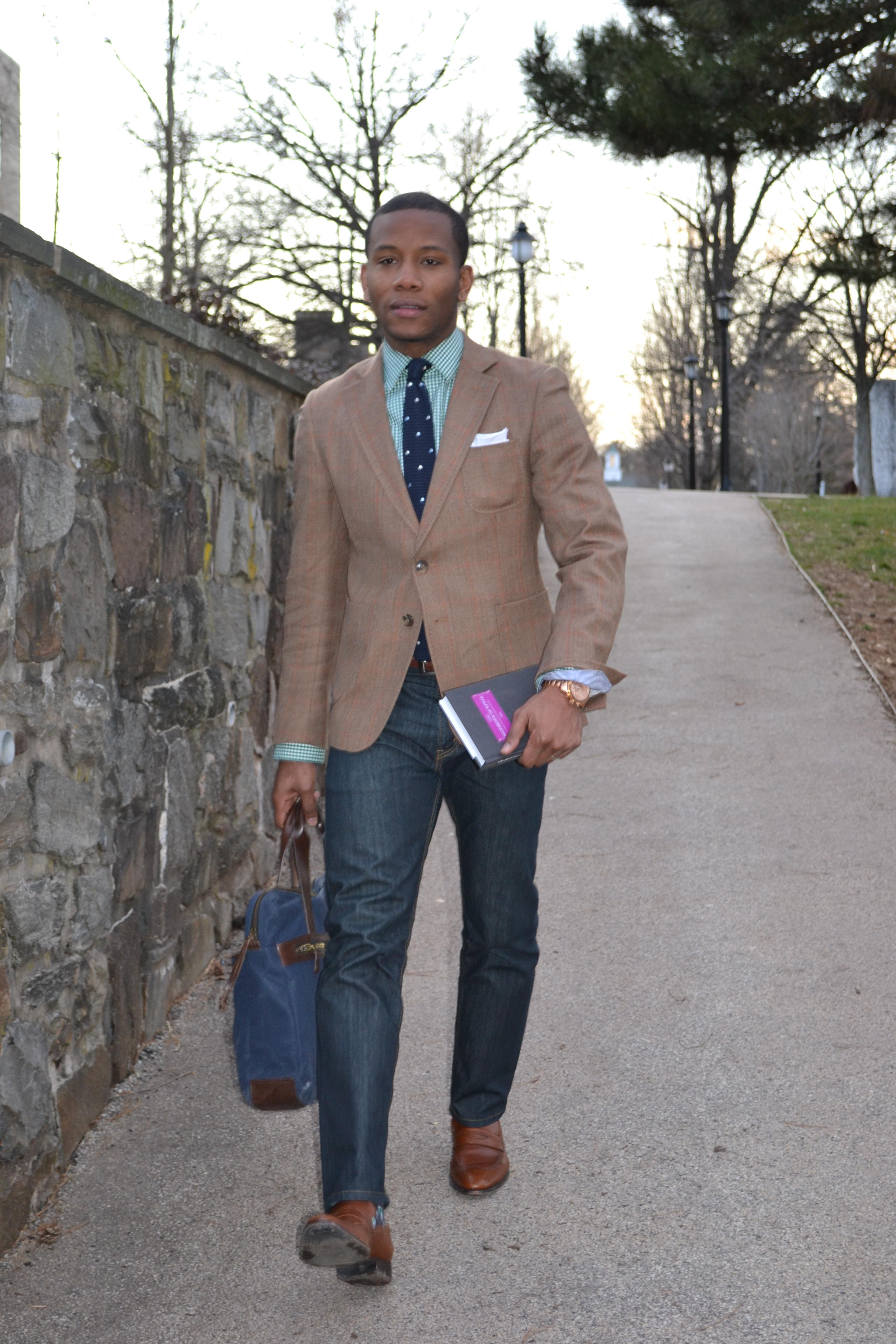 Professor Blazer Style Style Professor Frank Oak Blazer Review Men S Style Pro