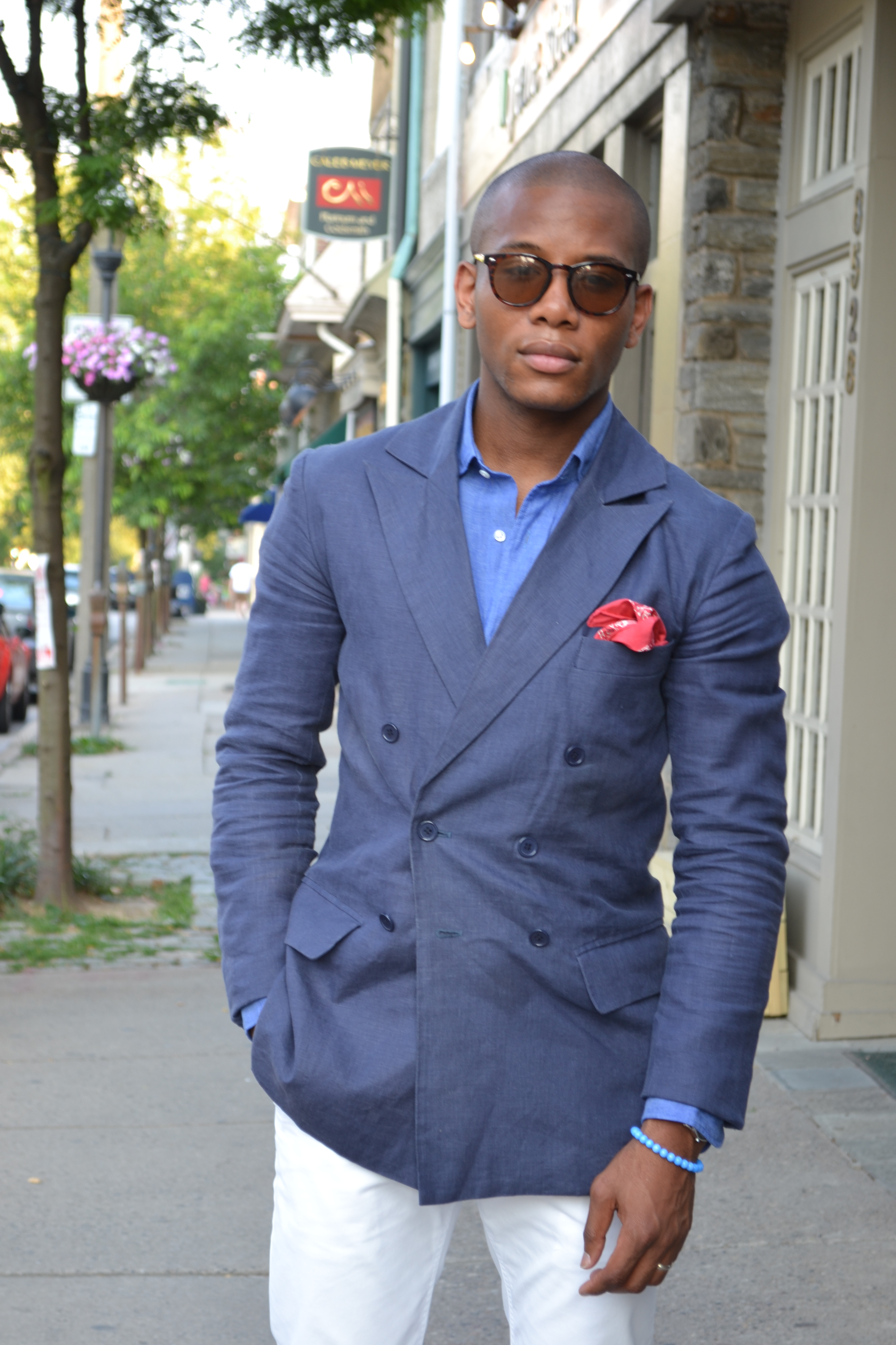 How To: Red, White & Blue | Men's Style Pro