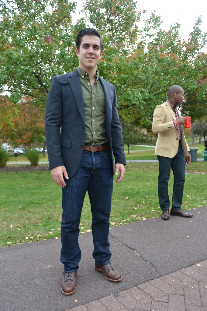 Style Tip: Mastering Homecoming Style featuring Tony Ubertaccio
