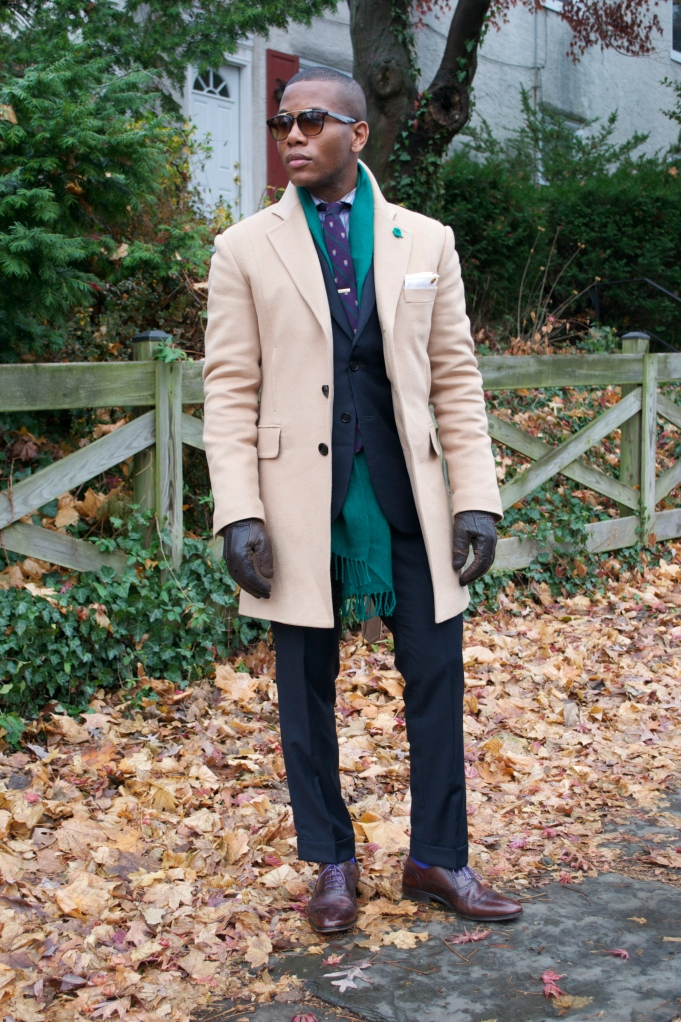 Winter Essentials: The Camel Overcoat