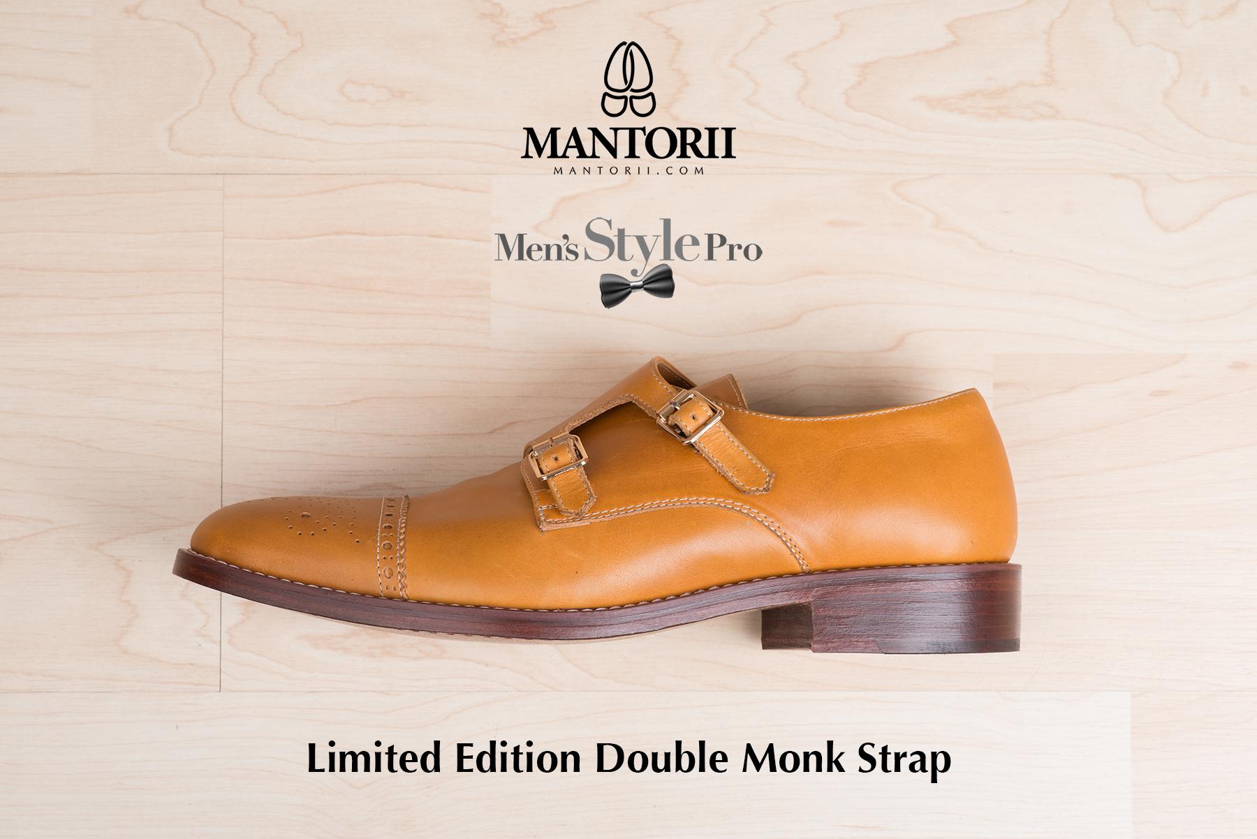 The Men's Style Pro x Mantorii Custom