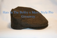 Hats In the Belfry Giveaway via Men's Style Pro