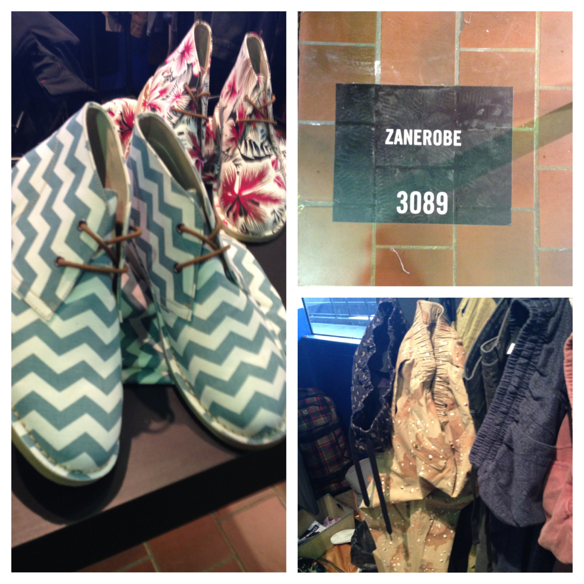 zanerobe at PROJECT NYC