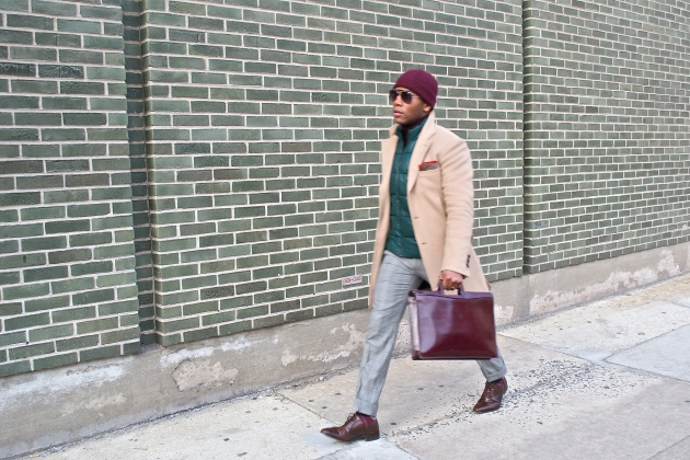 Men's Style Pro WInter Essential