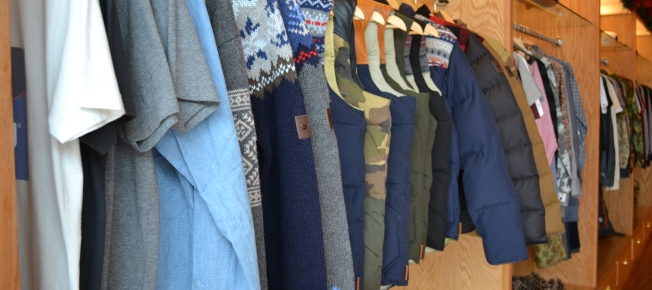 Ps & Qs Best Menswear Boutique in Philly